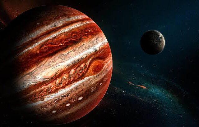 Jüpiter Kova Burcunda